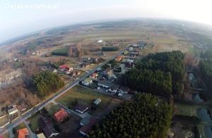Działka budowlana w Osjakowie