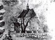 Drewniany kościół na przełomie wieków_1