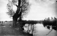 Most na Warcie w latach 30.