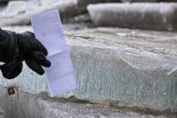 Zator lodowy na Warcie-2